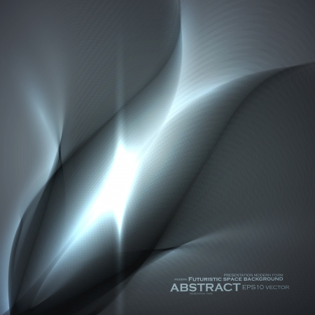 Abstract minimalistic elements, futuristic illustration,  background   Stock Vector - 18239790