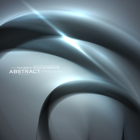 Abstract minimalistic elements, futuristic illustration, vector background