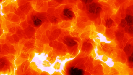 Dynamic abstract lava background photo