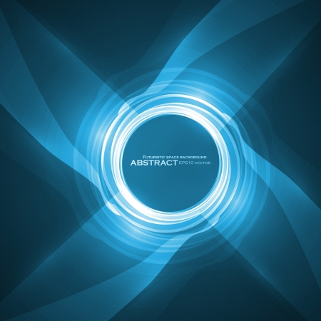gradient  blue: Abstract vector background, creative style illustration