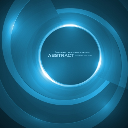 Abstract vector background, creative style illustration  Vettoriali