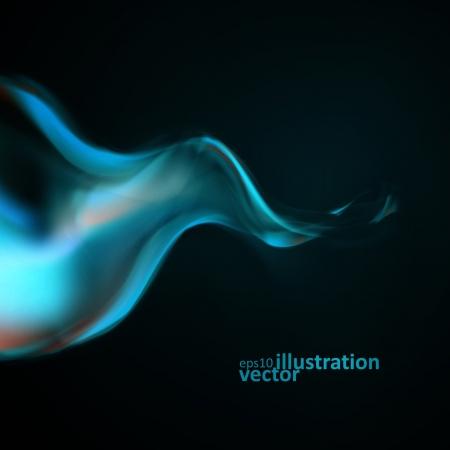 fumo blu: Fumo blu sfondo