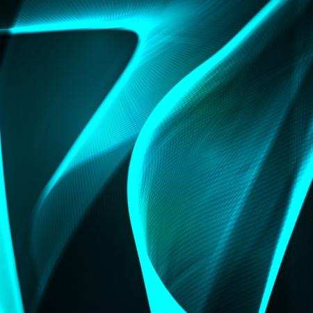 Abstract, futuristic wavy illustration, colorful element. illustration