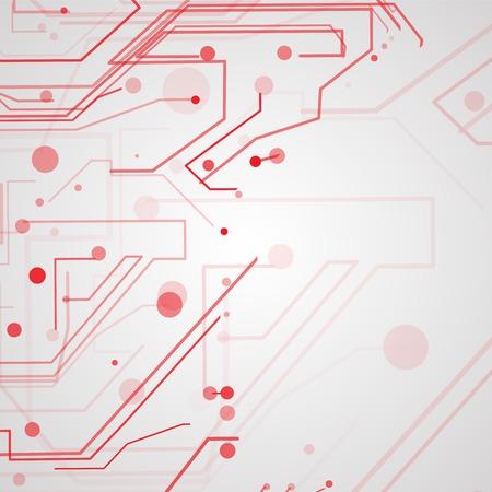 Circuit board background, technology illustration illustration
