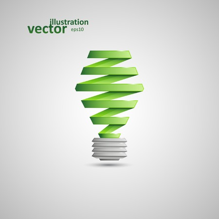 light bulb low: Light Bulb, Vector Illustration eps10, Graphic Concept  For Your Design.