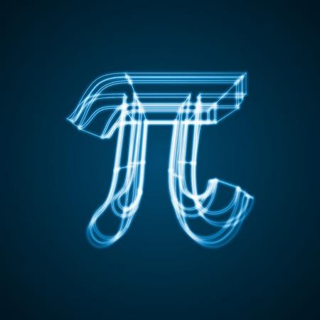 pi: The mathematical constant Pi