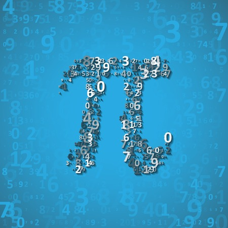 constant: The mathematical constant Pi