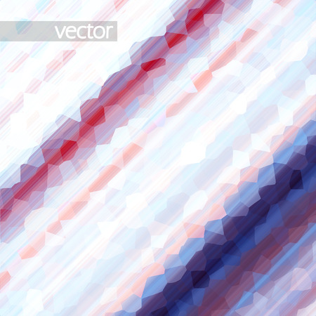 Abstract vector background, colorful art illustration eps10 Vector