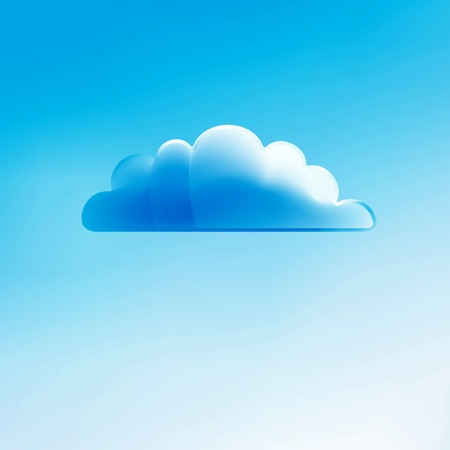 cloudless: Cloud  background