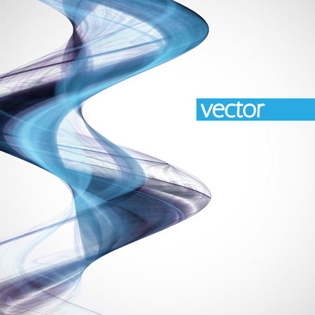 dynamic background: Abstract dynamic background, futuristic wavy vector illustration eps10 Illustration