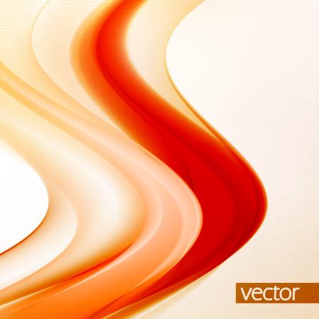 fuoco e fiamme: Abstract fire flames illustration. Colorful vector background eps10 Vettoriali