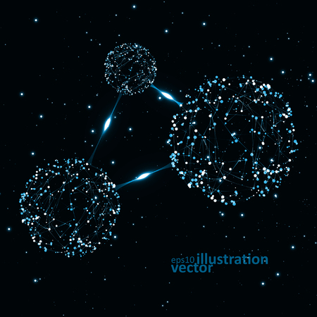 sphere base: Molecular structure