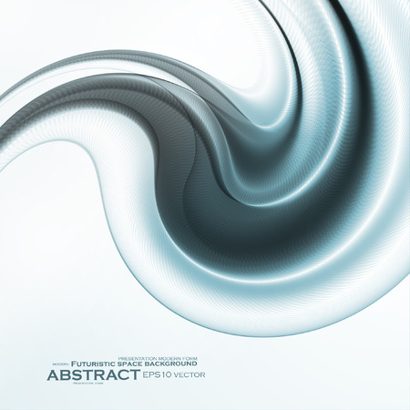 smooth: Abstract motion smooth color, futuristic