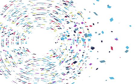 Dna test infographic visualization. Big data code representation. Genome sequence map. Graphic concept for your design