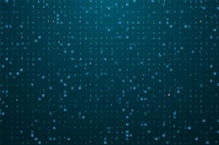 Big genomic data visualization. Digital AGCT