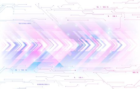 Abstract technology background. Artificial intelligence and machine learning concept. Digital computer code. Data transfer concepts in internet.