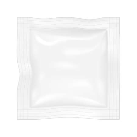 Packing for the isolation of the product on a white background. Graphic concept for your design Stock fotó