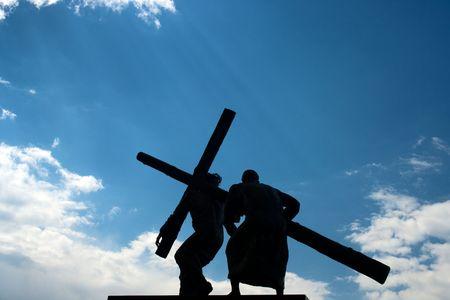 Gesù Cristo e Croce