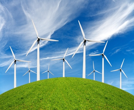 Ecology power photo