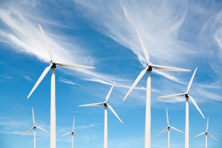 Wind power Stock Photo - 8845754