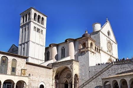 francesco:  The Basilica of San Francesco, Assisi