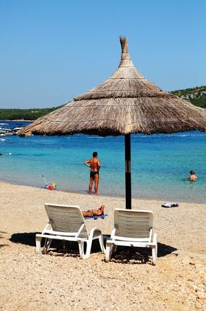 soltería: en la playa