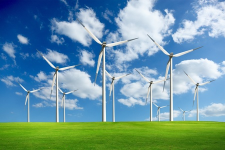 agriculture industry: Wind energy alternative energy