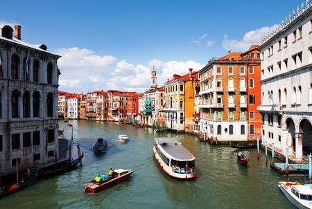 waterbus: Venice,Beautiful water street