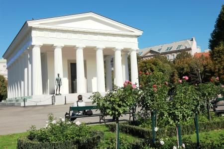 Vienna - Temple of Theseus, Austria  photo