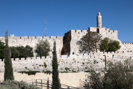 sephardi: Tower of David, Jerusalem