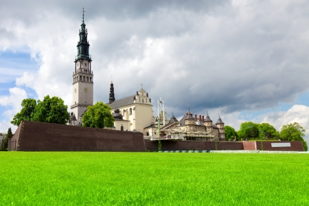 pilgrimage: The Jasna Gora sanctuary in Czestochowa, Poland is most important pilgrimage place