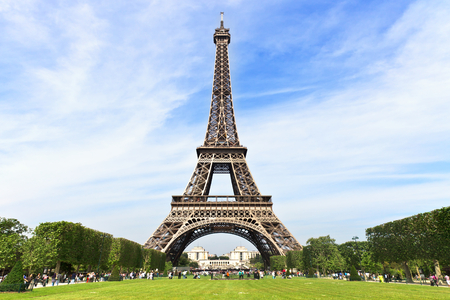 Eiffel Tower: Beautiful Eiffel Tower