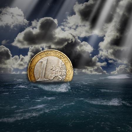 impoverished: Euro crisis