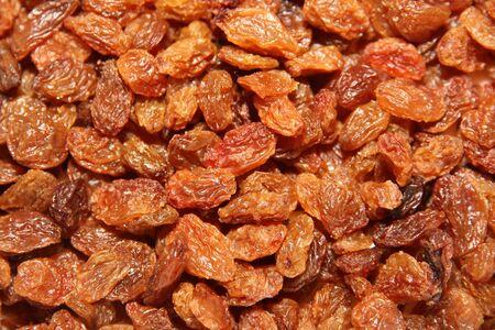 Fresh raisins close-up. Raisin background