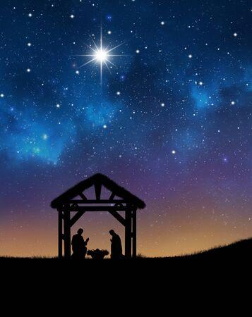 Birth of Jesus in Bethlem