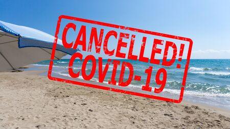 Holiday canceled, CORONAVIRUS