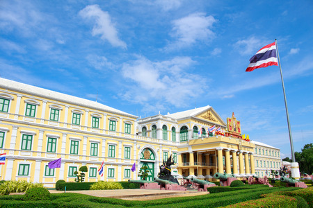 ministry: The Ministry of Defence Thailand