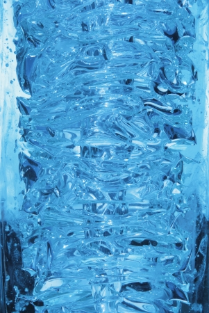 taken: Blue glass vase, taken as a background.