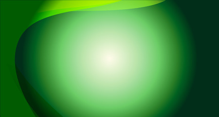 which: Vector illustration background which is green in color. Illustration