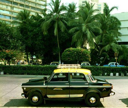 cab: India, Bombay