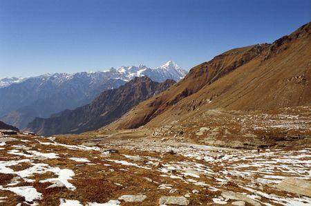 himalayas: India, Himalayas, Rhotang Pass
