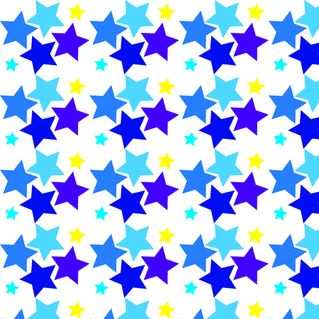 christmas motive: Pattern With Star Christmas Motive