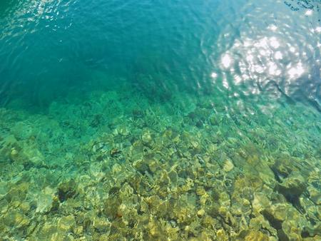 exotic gleam: Sunglint at sea