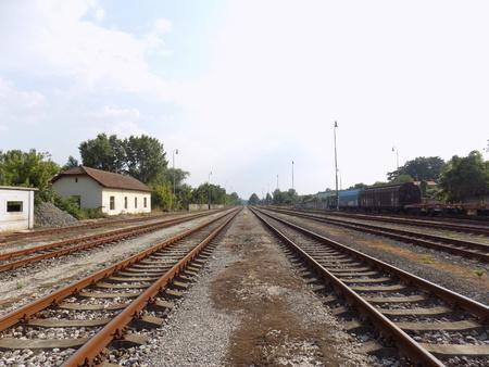 railroads: Railroads