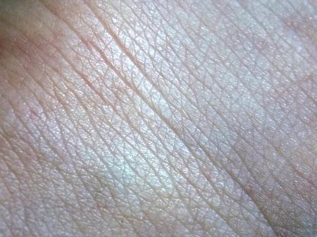 Die menschliche Haut Textur