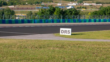 Drs board on the hungaroring. The drag reduction system (or DRS) is a form of driver-adjustable bodywork aimed at reducing aerodynamic drag in order to increase top speed .