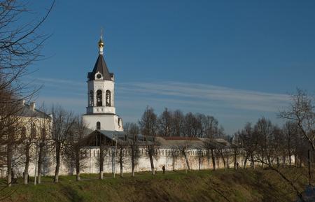 vladimir: The city of Vladimir. Nativity Convent