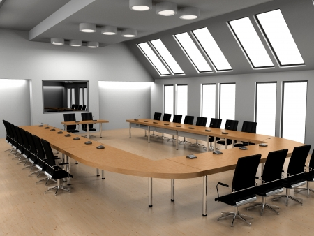 Office interior Stock Photo - 23000585