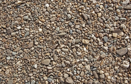 Photo of river stones