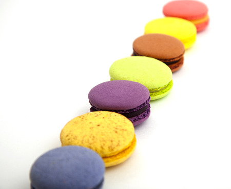 Photo colorful macaroon Stock Photo - 23015328